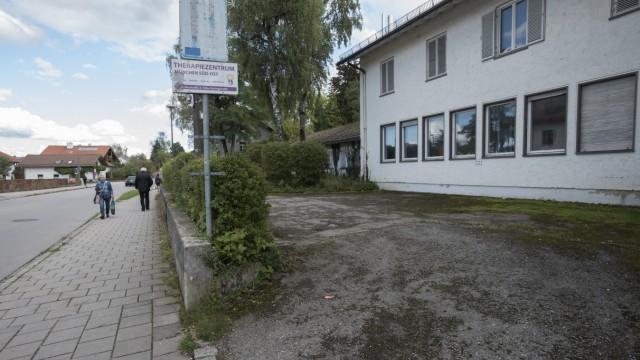 Höhenkirchen, Bahnhofstraße/Ecke Carl-Orff-Straße, Tatort der Vergewaltigung,