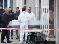 Schüsse in Traunreut