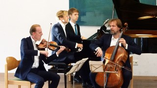 Storioni-Trio im Martinstadl Zorneding