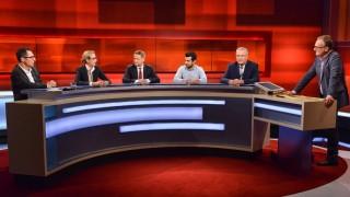 Titel: 'Der Bürgercheck zur Wahl: Was muss sich ändern bei Sicherheit und Zuwanderung?'; Hart aber fair, ARD