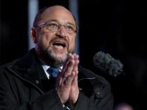 Wahlkampf SPD - Schulz