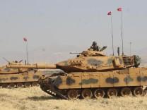 Militärmanöver in der Türkei