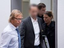 Mann wegen Totschlags vor Gericht