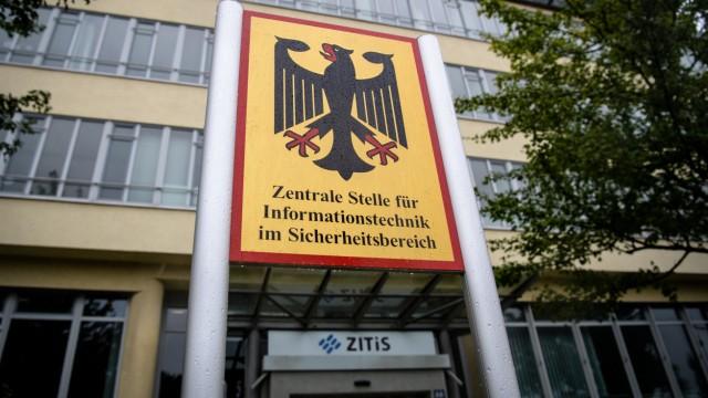 Eröffnung der Sicherheitsbehörde Zitis