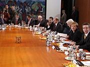 konjunkturgipfel in berlin; dpa