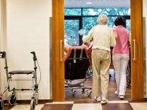 Alzheimer-Patientin