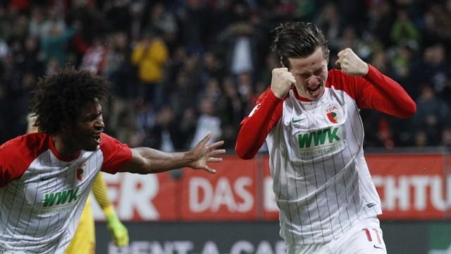 FC Augsburg v RB Leipzig - Bundesliga