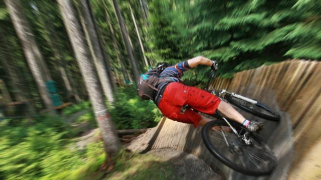 Süddeutsche Zeitung Reise Radfahren im Erzgebirge
