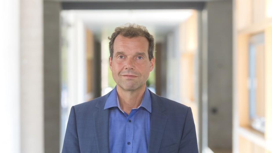 Prof. Dr. Holger Lengfeld,  Universität Leipzig Institut für Soziologie; Holger Lengfeld, Soziologe