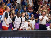 Basketball Tel Aviv 02 09 2017 Eurobasket 2017 Europameisterschaft der Herren Vorrunde Georgien GEO