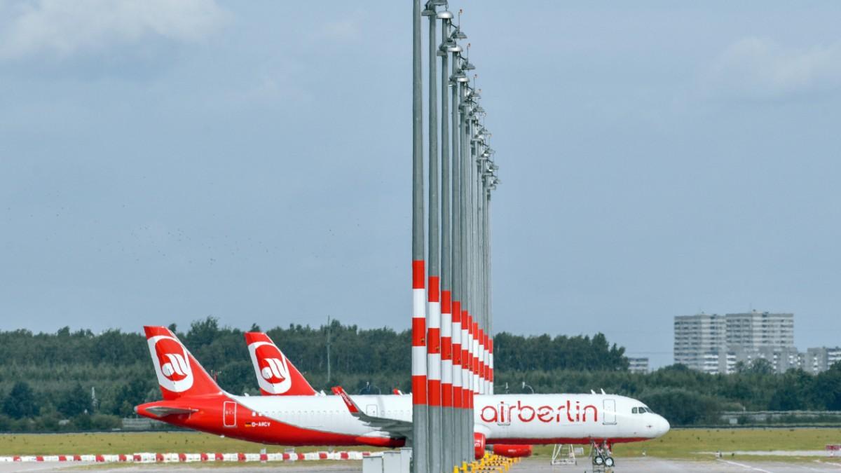 Regierung führte vor Air-Berlin-Pleite Geheimgespräche mit Lufthansa