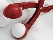 Winter-Gadgets, sno baller
