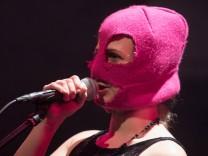 'Pussy Riot Theatre' in Frankfurt