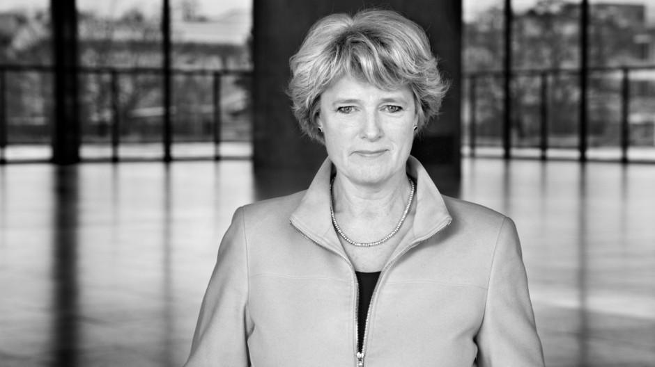 Humboldt-Forum Kulturpolitikerin Monika Grütters