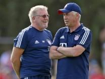 06 07 2017 Fussball 1 Bundesliga 2017 2018 Saisonvorbereitung BCF Wolfratshausen FC Bayern Münc; Giovanni Mauri