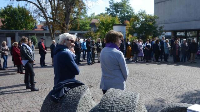 Dachau Ein Platz für einen großen Zeitzeugen