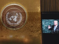 World Leaders address the 72nd Annual United Nations General Assembly
