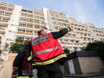 Räumung von Dortmunder Hochhauskomplex wegen Brandgefahr