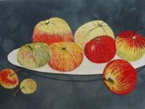 Hof Rosenrot findet ab Freitag, den 29.September eine Apfel und Birnen Ausstellung in Zusammenarbeit mit artTextil e.V., statt.  (siehe Anhang) Wir laden hierzu herzlich mit Apfel und Birnenköstlichkeiten am Erntedankwochenende ein