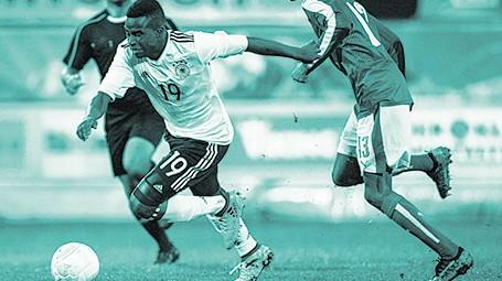 U16 Austria v U16 Germany - International Friendly
