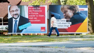 Bundestagswahl 2017 - Wahlplakate