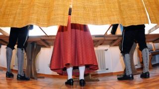 Kleine Kommunalwahl in Bayern; Tracht