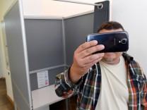 Selfie-Verbot in der Wahlkabine