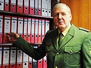 """Mannichel zurück im Dienst: """"Da bleiben Narben"""", ddp"""