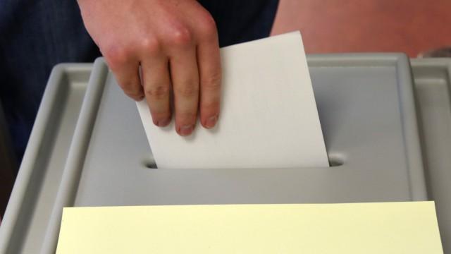 Bundestagswahl - Mecklenburg-Vorpommern