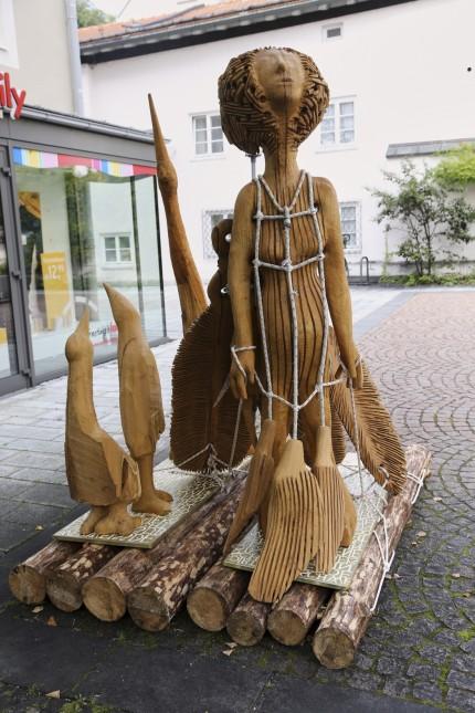 Kunstmeile Wolfratshausen