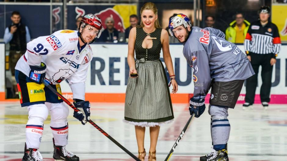 eishockey in münchen