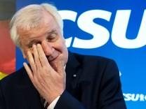Nach der Bundestagswahl - CSU Vorstand