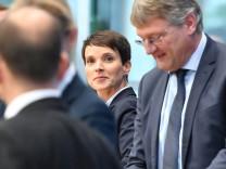 Nach der Bundestagswahl - AfD