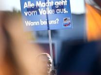 Wahlkampf CDU mit Kanzlerin Merkel