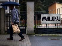 Nach der Bundestagswahl - AfD stärkste Kraft in Sachsen