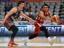 Brose Bomberg vs Bayern Munich Zadar Croatia 24 09 2017 Zadar Croatia Zadar Dogus Basketball