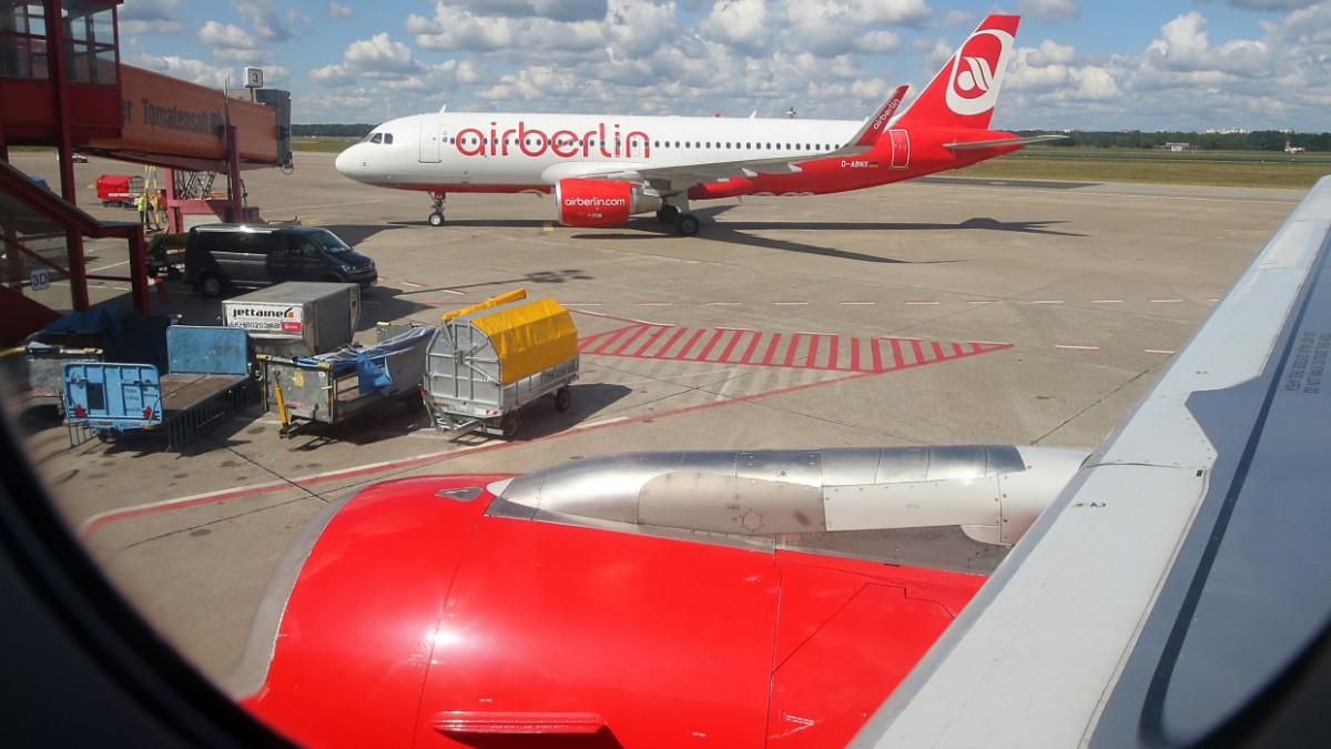 Fragen Und Antworten Für Passagiere Von Air Berlin Reise