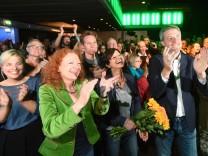 Bundestagswahl - Grüne