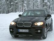 BMW X6 Mercedes ML Hybrid