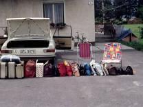 Deutschland,Reisevorbereitung, Verreisen mit dem Auto
