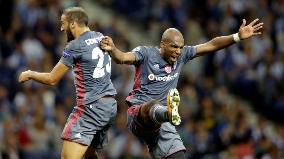 Champions League - FC Porto vs Besiktas JK