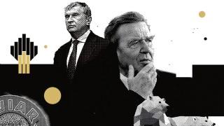 Gerhard Schröder Gerhard Schröder und der Ölkonzern
