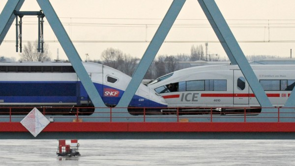 TGV und ICE