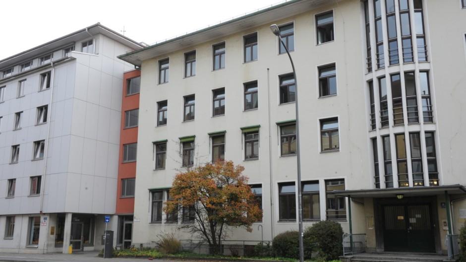 Städtisches Obdachlosenheim in München, 2012