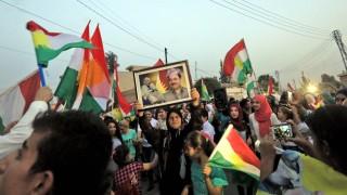 Kurdistan Referendum im kurdischen Teil des Iraks