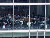 Erste AfD Fraktionssitzung im Bundestag