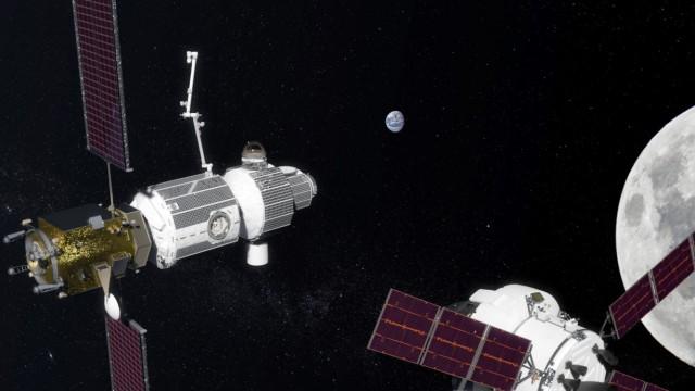 Deep Space Gateway