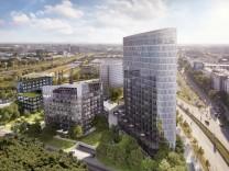 Bavaria Towers Visualisierung