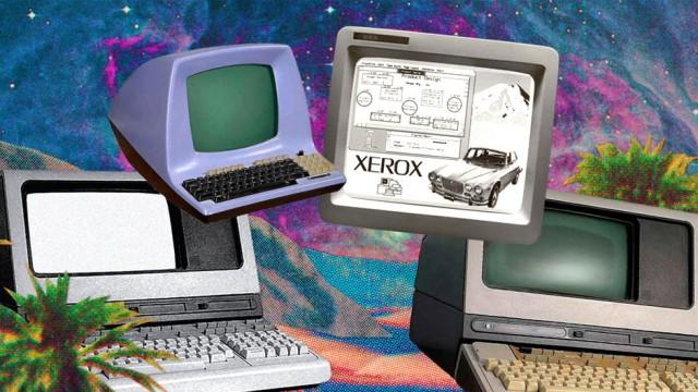 Illustration Desktop-Essay
