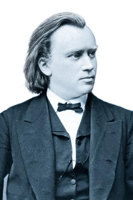 Johannes Brahms, 1874